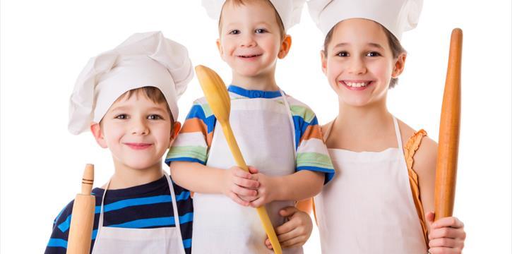 corso di cucina per piccoli ma grandi cuochi