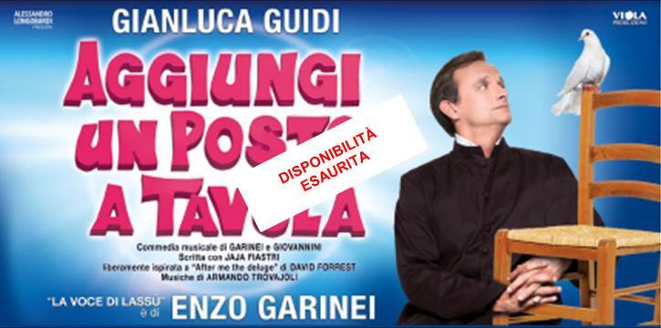 Associazione lavoratori intesasanpaolo - Teatro brancaccio aggiungi un posto a tavola ...